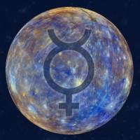 Mercury Glyph