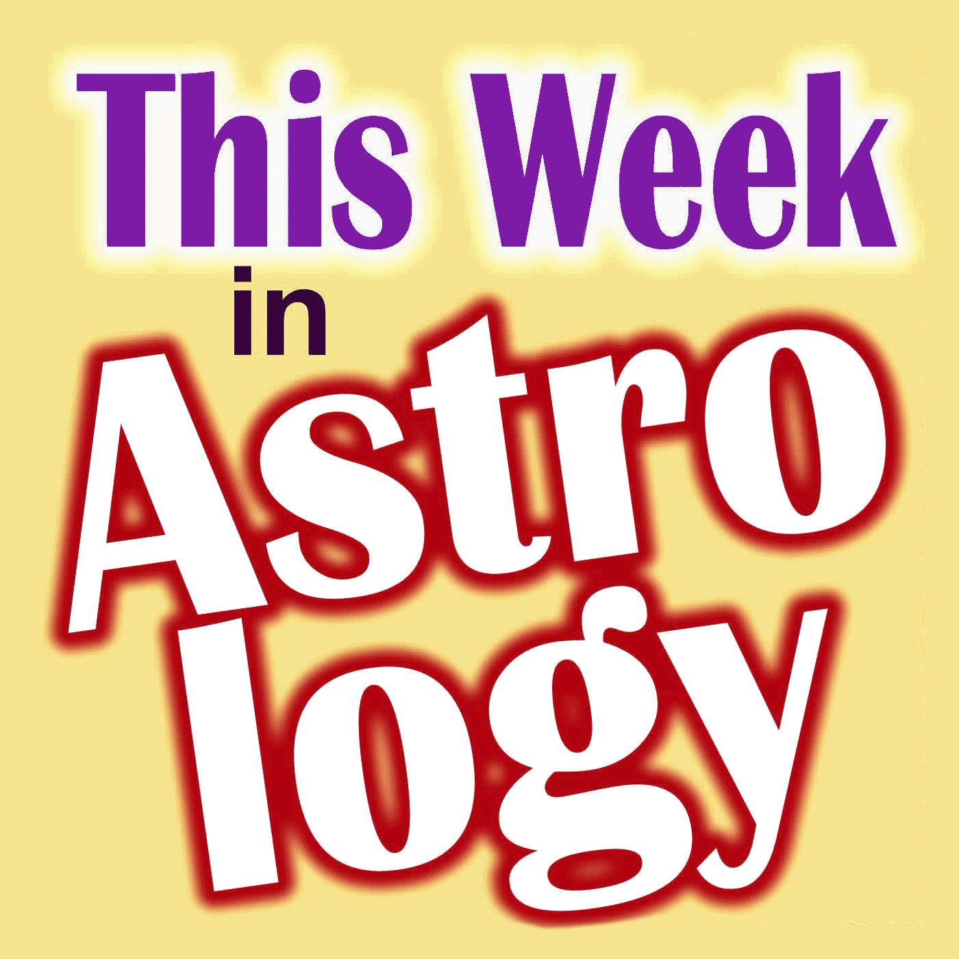 This Week in Astrology Logo