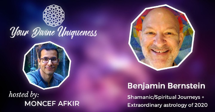 Benjamin On Your Divine Uniqueness Replay