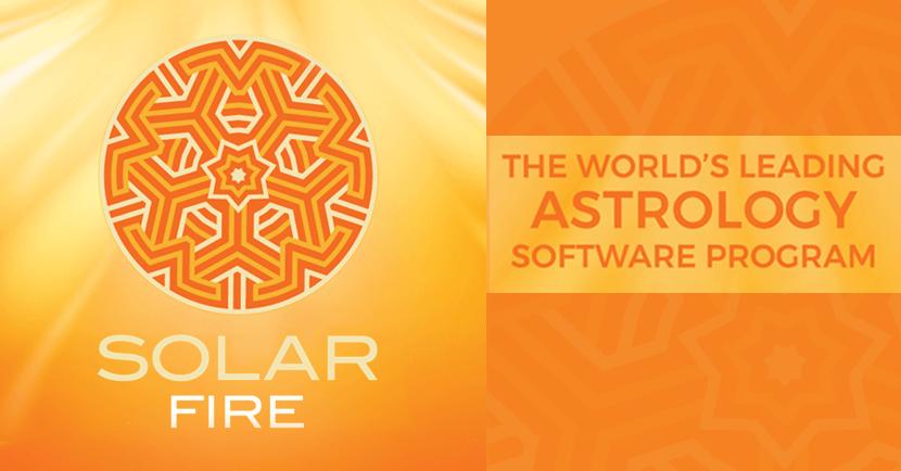 Astroshaman Solar Fire Banner