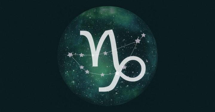 Capricorn Glyph