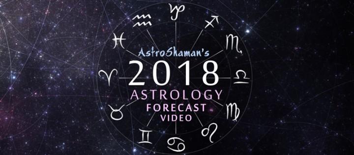 2018 Astrology Forecast