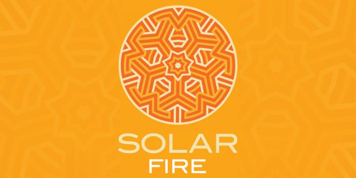 Solar Fire Logo Title