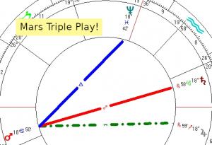 2019 06 14 Mars Triple Header