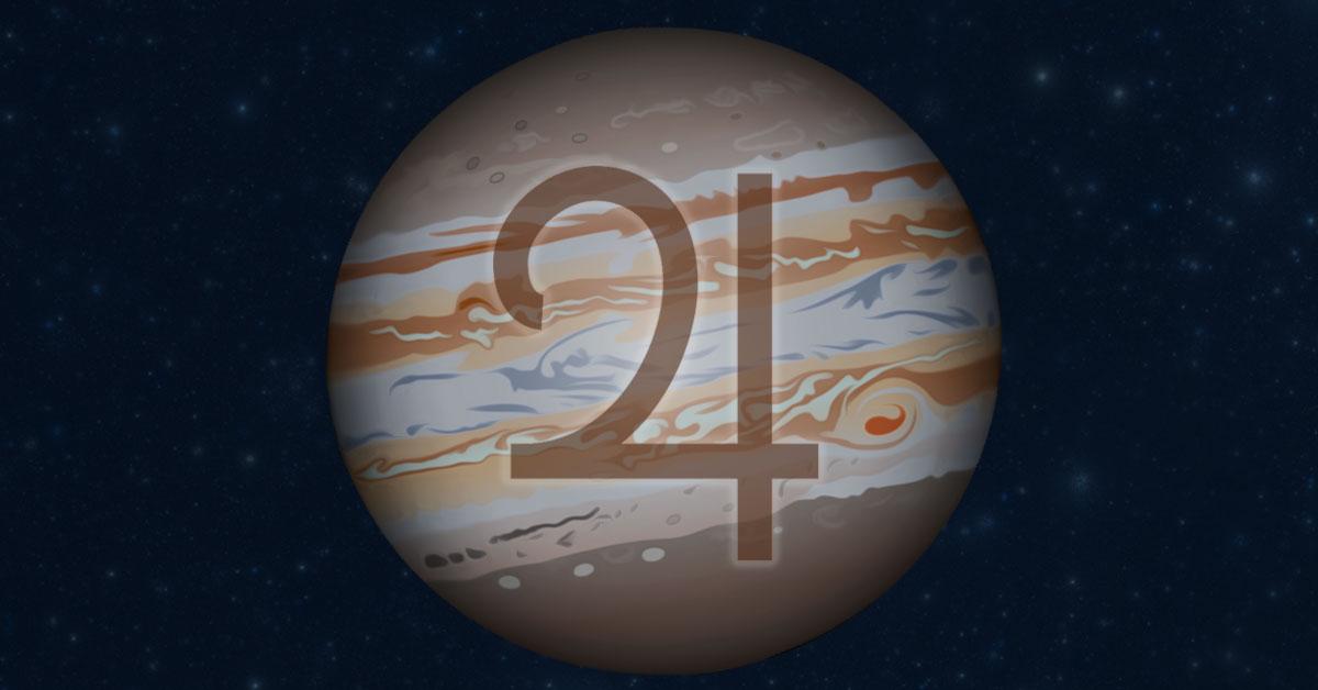 Jupiter Glyph