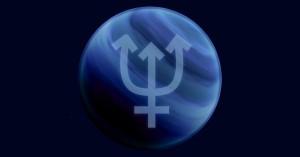 Neptune Glyph