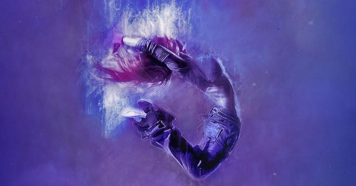 Quantum Leap Woman