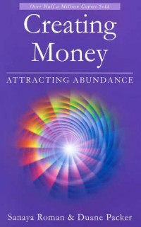 Creating Money Attracting Abundance Cover