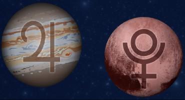 2020 04 03 Jupiter Pluto