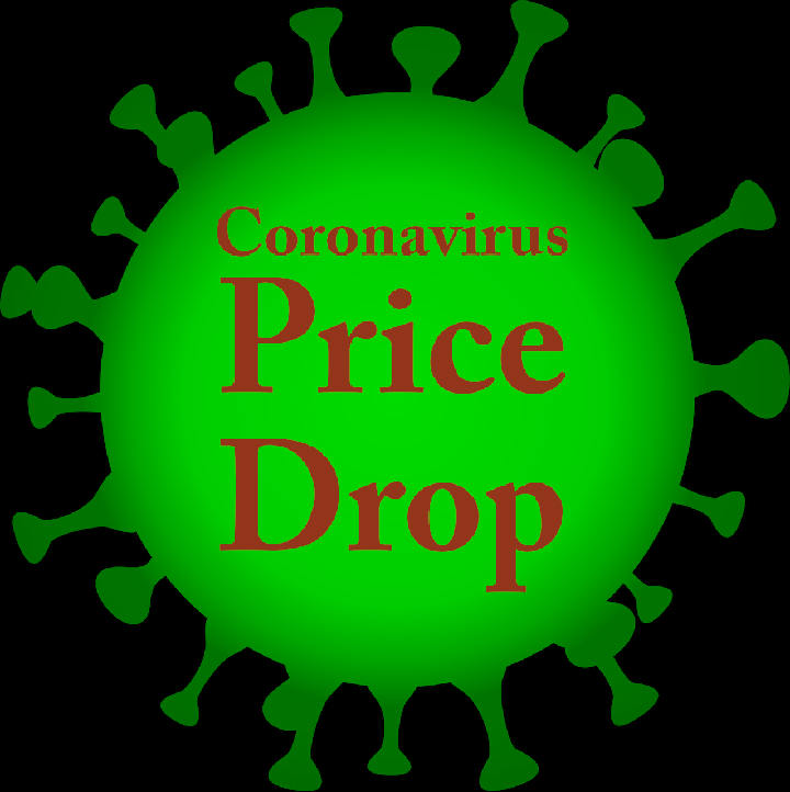 Coronavirus Price Drop
