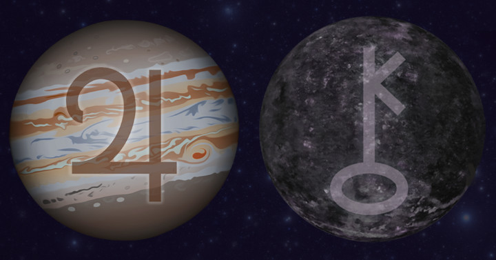 Jupiter Chiron