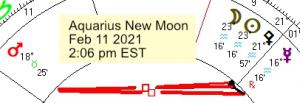 2021 02 11 New Moon