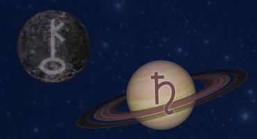 Saturn Chiron