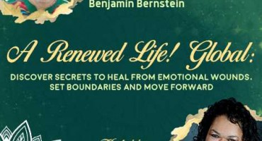 A Renewed Life Global Vertical Banner
