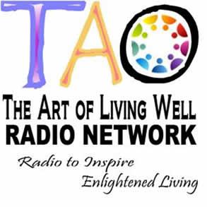 art of living well radio network logo